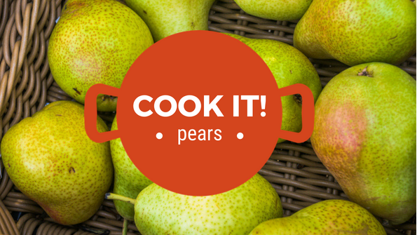 Cook it! Pears
