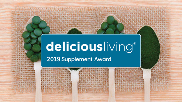 Delicious Living's 2019 Supplement Award Winners