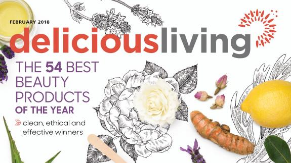 Delicious Living February 2018