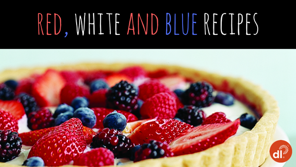 21 red, white and blue recipes