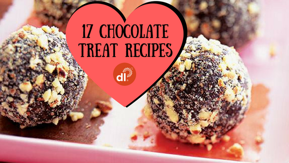 17 chocolate treats for your valentine