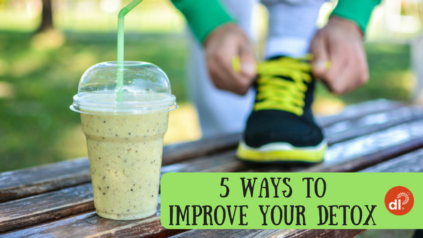 5 ways to improve your detox