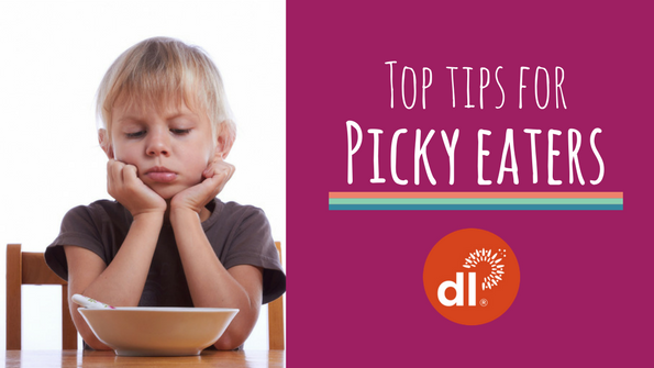 Top tips for picky eaters
