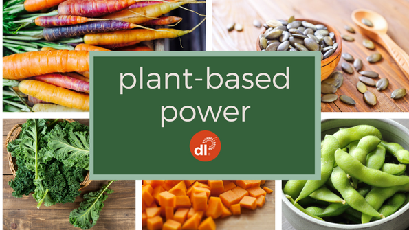 Affordable & nutritious: 10 plant-based foods with health power