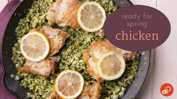 17 ready-in-minutes chicken dinners