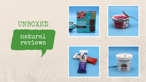 Unboxed: 7 natural brands that celebrate healthy grains