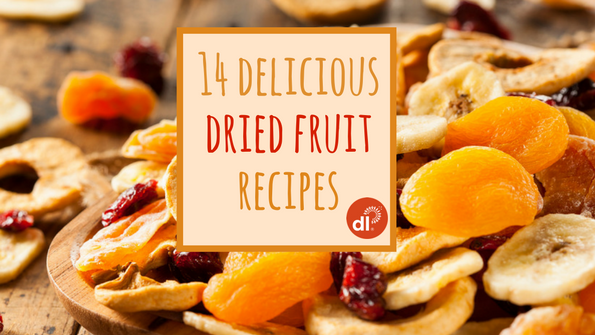 14 delicious dried fruit recipes