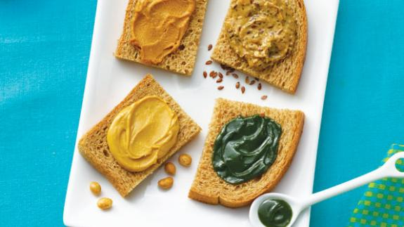 Favorite natural nut butters