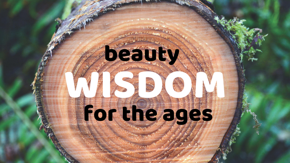 Beauty wisdom for the ages