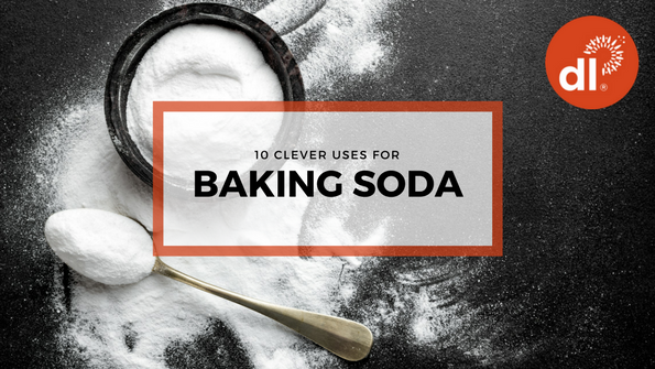 10 clever uses for baking soda