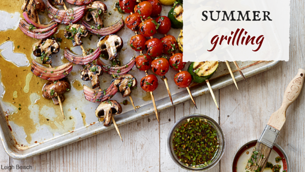 6 fresh ideas for the grill