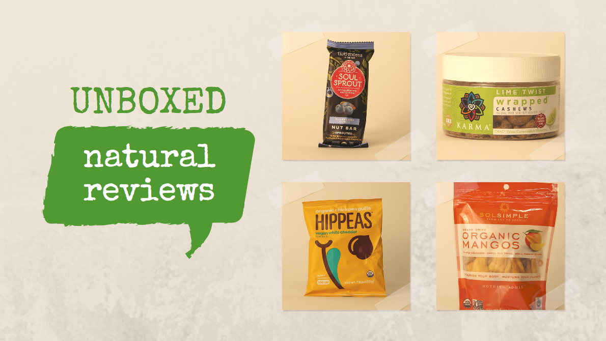 Unboxed: 12 new snack foods making their debut