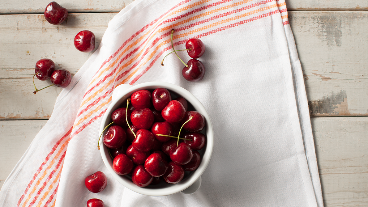 6 cherry-centric recipes