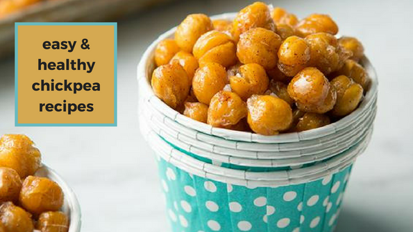 11 chickpea recipes for a healthier meal