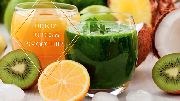 11 detox-friendly juices & smoothies