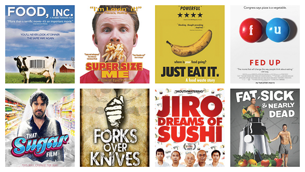 8 food documentaries to watch instead of March Madness