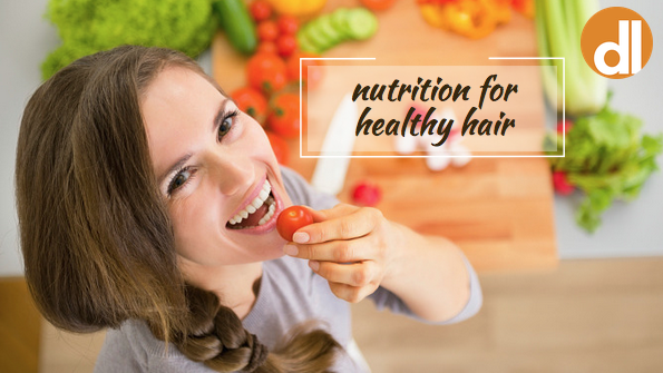 What to eat and avoid for healthy hair