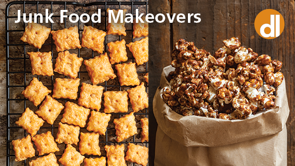 4 classic junk food makeovers