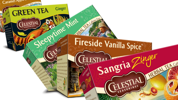 Tea time with Celestial Seasonings' new flavors