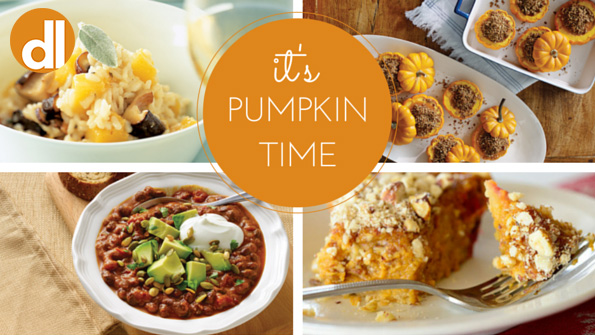9 perfect pumpkin recipes