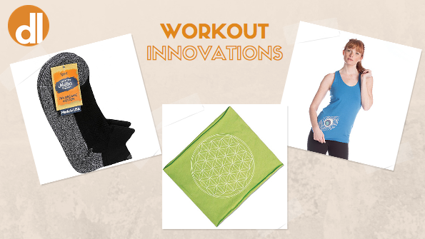 5 innovative workout products